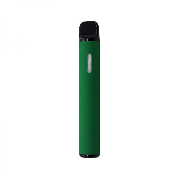 Newest 2019 vape pod electronic cigarette mini vape disposable e cigarette 500 puffs vape podsystem paypal